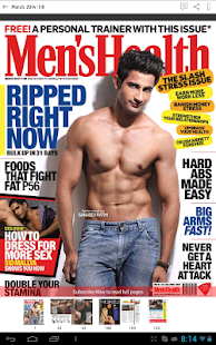 Men's Health India - screenshot thumbnail