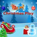 Christmas Game Play icon