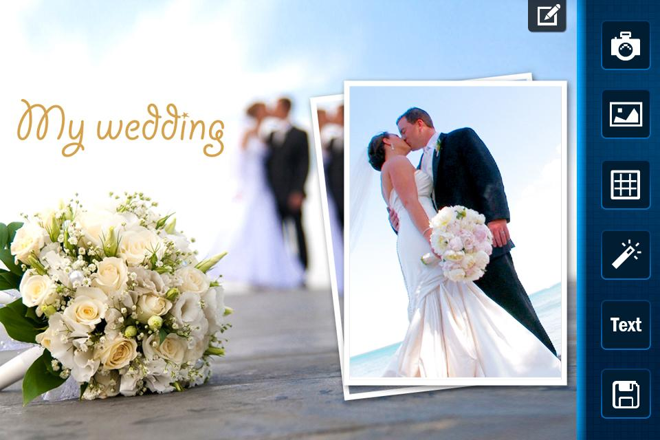 wedding photo frames lovely screenshot