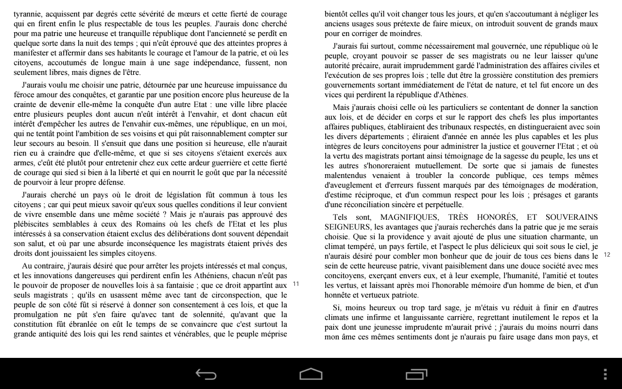 GibertJeune-Reader- screenshot