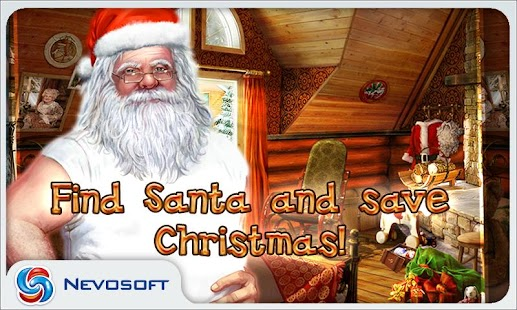 Christmasville: missing Santa - screenshot thumbnail
