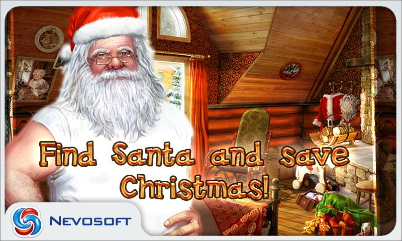Christmasville: missing Santa- screenshot