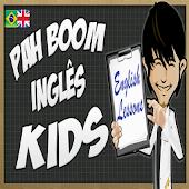 Aprenda Inglês PAH-BOOM Kids.