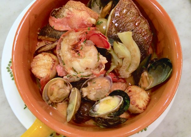 Feast of Seven Fishes in One Pot Recipe