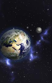 GyroSpace 3D Live Wallpaper Screenshot 10