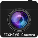 Fisheye Camera with Effects icon