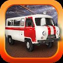 UAZ: Crazy Ambulance mobile app icon