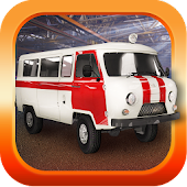 UAZ: Crazy Ambulance