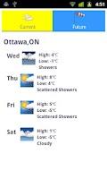 Screenshot of Ottawa Guide