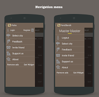 Screenshot of Fare2Bandit