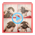 Hairstyle 2015 Video Tutorials icon