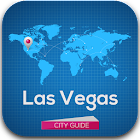 Las Vegas Guide, hotels & map icon