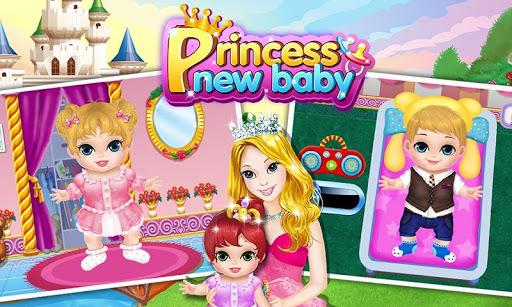 My Baby Princess: Royal Family