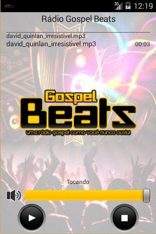 Rádio Gospel Beats