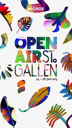 OpenAir St.Gallen Buddy