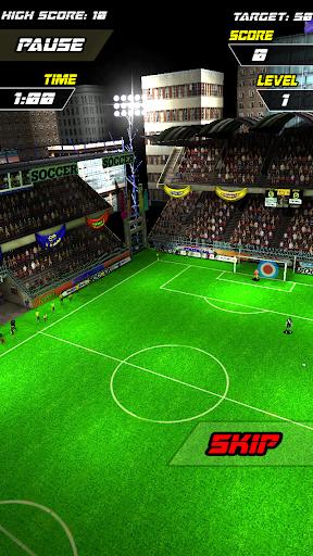 玩免費體育競技APP|下載Strike Soccer Flick Free Kick app不用錢|硬是要APP