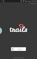 Screenshot of Trails