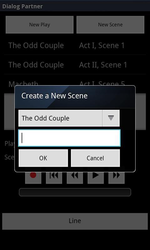 Dialog Partner- screenshot