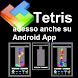 Tetris Android App