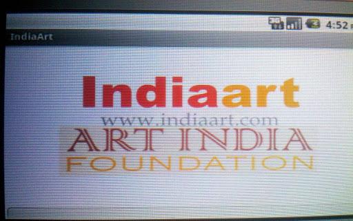 Indiaart- Indian Art Portal