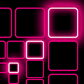 The Grid Live Wallpaper PINK