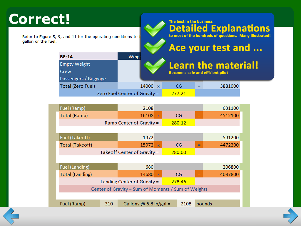 FAA ATP Written Test Prep - screenshot