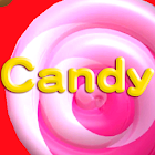 Candy 3D Live Wallpaper icon