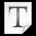 Font SMS (Pro) logo