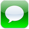iPhone Messages logo