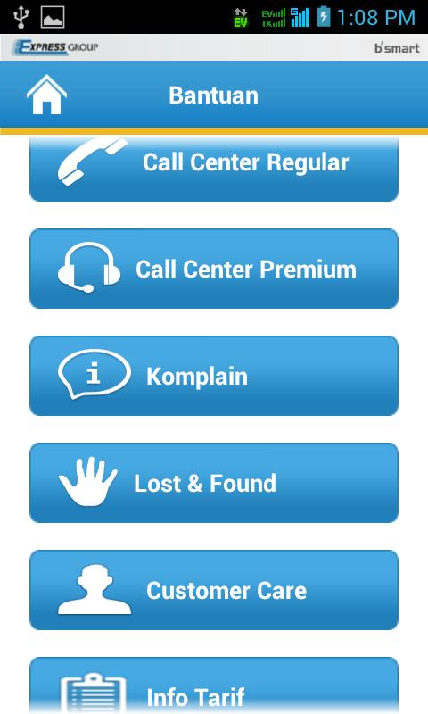 Taksi Express - screenshot
