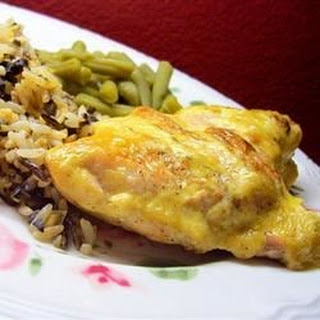 Dijonnaise Chicken.