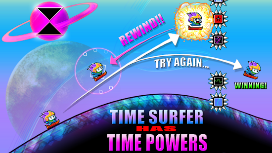 Time Surfer - screenshot thumbnail
