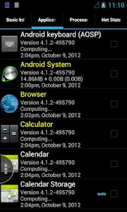 Quick System Info PRO - screenshot thumbnail
