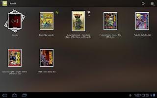 Screenshot of Komik Reader - Free
