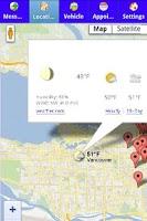 Screenshot of TravelMate Free
