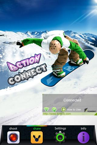Action Connect - screenshot