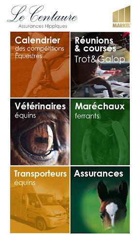 Le Centaure assurance chevaux