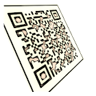 QR background Scanner icon