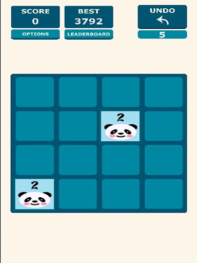 2048 - Panda Edition