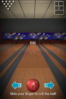 Screenshot of Bowling Fever Lite