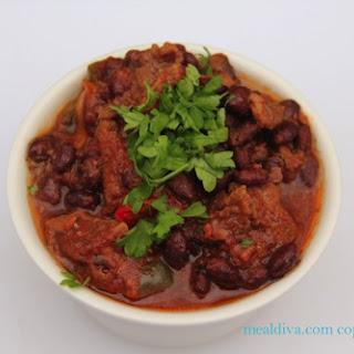 Crockpot Black Bean & Beef Stew