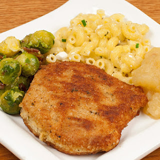 Homestyle Breaded Pork Chops