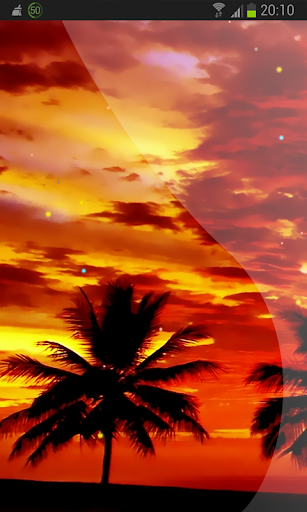 Tropical Island Live Wallpaper
