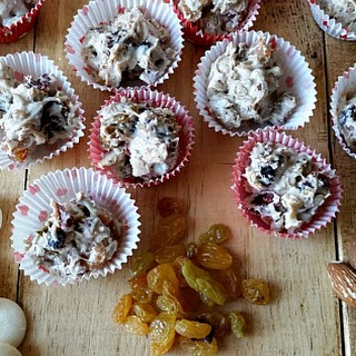 Fruit and Nut Clusters.