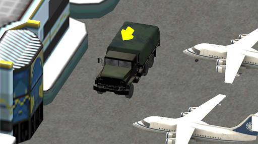 Military Truck City Operation