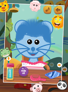 Animal Spa - Game for Kids