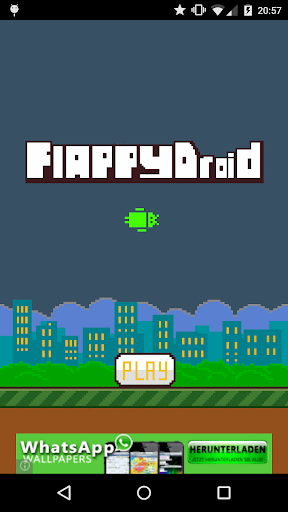 Flappy Droid Lollipop