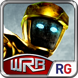 Real Steel World Robot Boxing v5.5.100 apk download