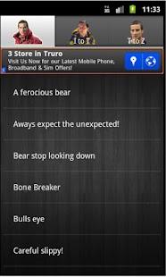 Bear Grylls Soundboard- screenshot thumbnail