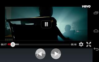 Screenshot of Top Music Videos